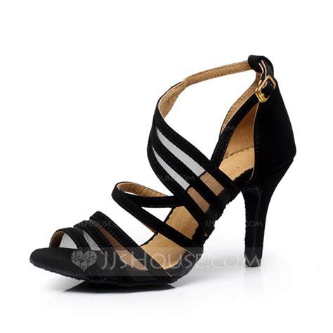 jjs house shoes women s suede heels sandals pumps latin dance shoes 053063328 jjshouse