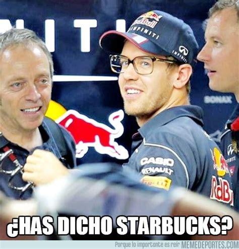 Sebastian Vettel Meme - sus gafas no sirven
