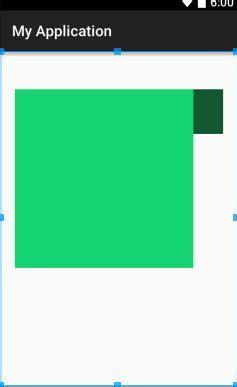 layout centerhorizontal android layout centerhorizontal item is not centered