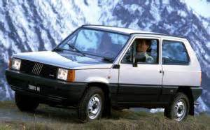 Fiat Panda 4x4 Mk1 1984 Fiat Panda 4x4 Specifications Information Data