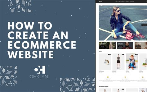how to create a website tutorial for beginners youtube how to create an ecommerce website 2018 beginners tutorial
