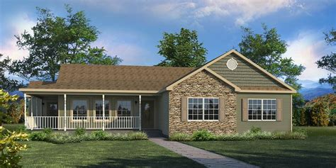ranch style bungalow floor plans for ranch style homes boones creek ranch
