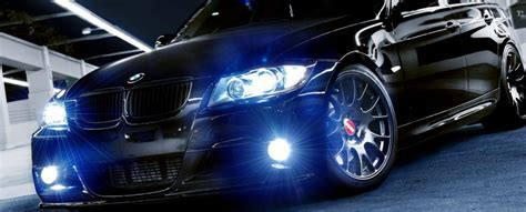 car with lights hid lights xenon headlights led conversion kits
