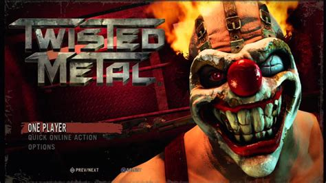 twisted metal tattoo twisted metal 2012 theme