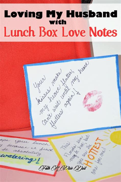 notes him lunch box notes kid home and to work