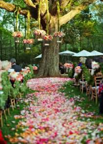 simple outdoor wedding decorations unique wedding ideas