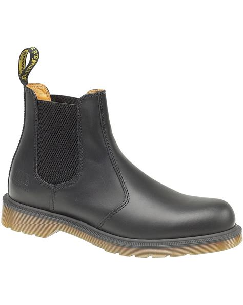mens dealer boots for sale dr martens b8250 slip on dealer boot mens boots black