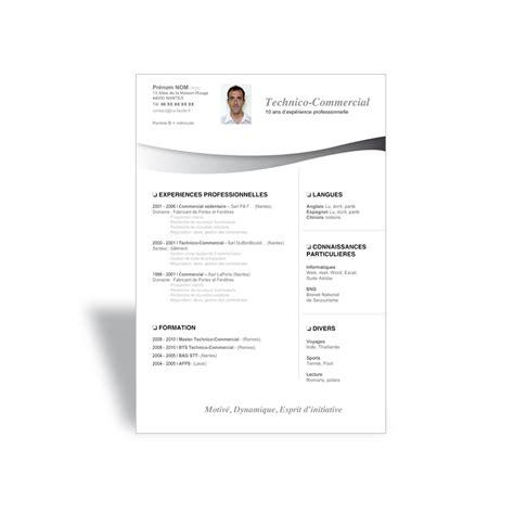 Modèle De Lettre Word resume format modele de cv gratuit a telecharger sur mac