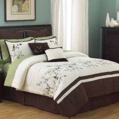 jcpenney bedroom comforter sets simone 8 pc comforter set bedding pinterest love