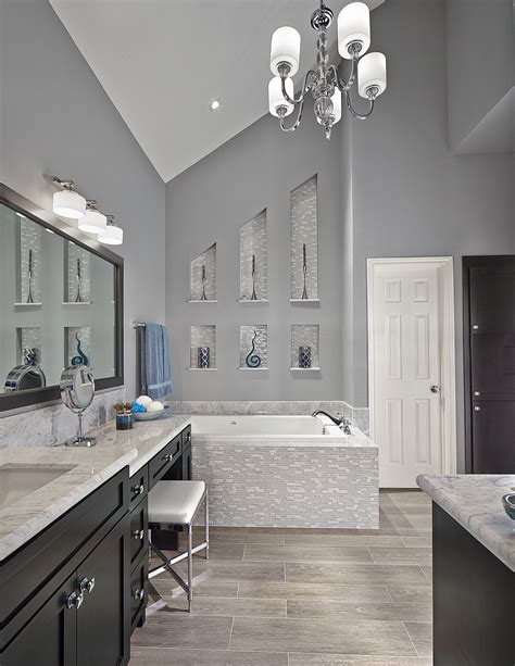 bathroom remodel dallas create an uptown look for your modern master bath usi