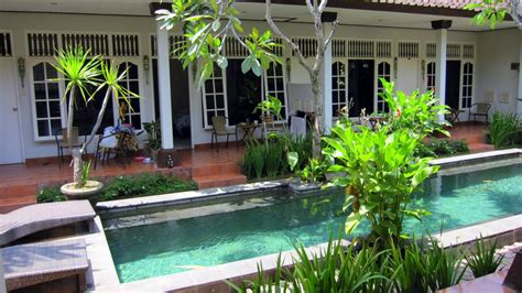 purna homestay bali indonesia asia review the best place to stay in bali pond homestay
