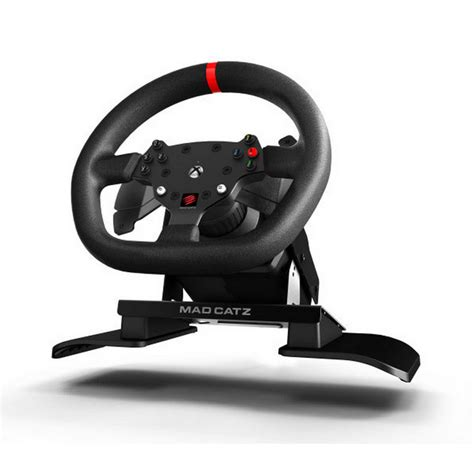 volante mad catz xbox one mad catz pro racing feedback para xbox one volante