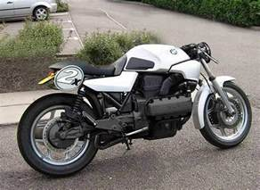 bmw k75s cafe racers way2speed