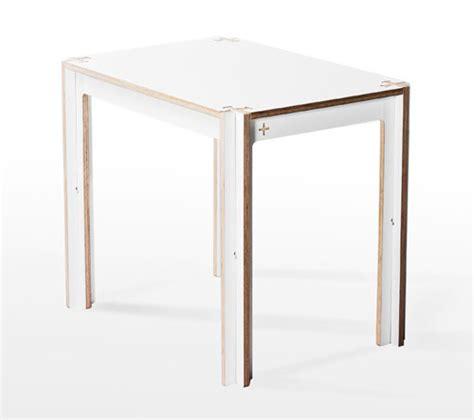 design milk table minimal waste table by fraaiheid design milk