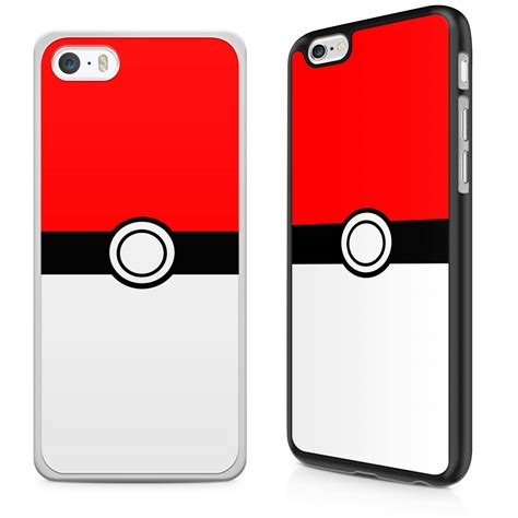 mobile pokedex go pokeball pikachu pokedex phone cover