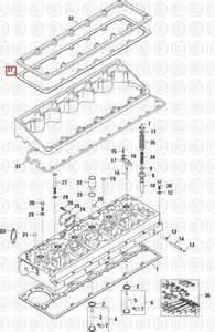 cummins m11 ism jake brake gasket pai p n 131750 ref 3871472 engine brake ebay