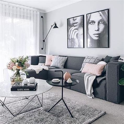 Living Room Chair Pillows Best 25 Grey Sofa Decor Ideas On Living Room