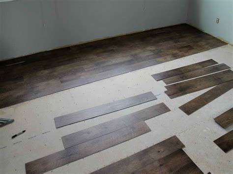 flooring installing wood floors over concrete with pieces installing wood floors over concrete