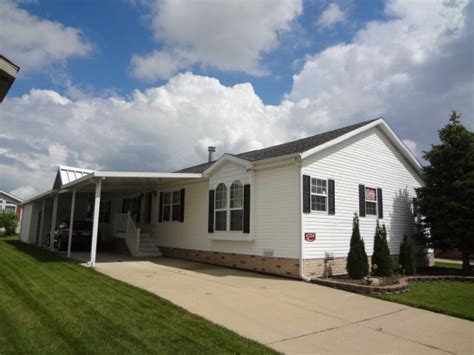 mobile homes for sale in westbrook macomb mi