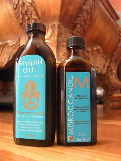 can you use argan oil after a perm argan oil moroccanoil what s the difference