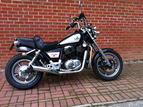 honda vt honda vt 1100 shadow 1986 bobber chopper