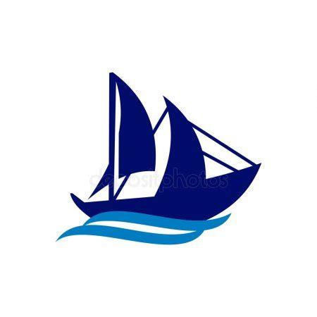 sailboat icon free vector sailing boat vector icon stock vector 169 branchecarica