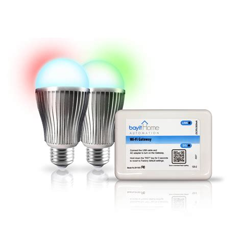 bayit led lighting starter kit bayit home automation