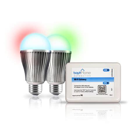 bayit led lighting starter kit bayit home automation