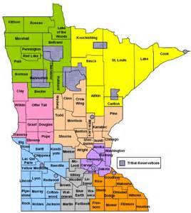 Mn County Health And Health Care Regions And Teams Epr