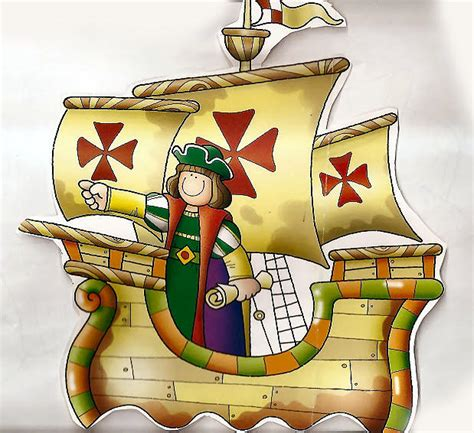 dia de cristobal colon carabelas la santa mar 237 a