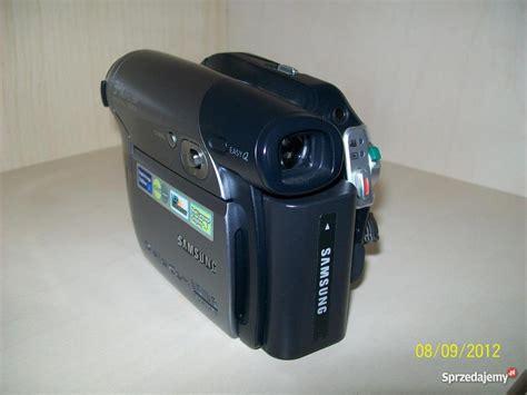 Kamera Samsung F2 5 kamera dvd samsung vp dc171 sprzedajemy pl