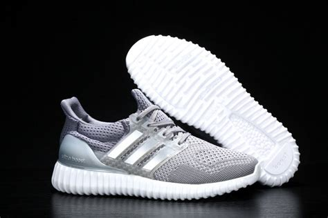 Adidas Yezzy For Mens adidas yeezy ultra boost mens trainers grey silver uk sale