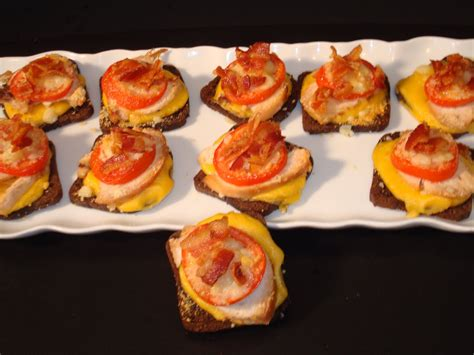 from which things grow chew on this derby day hot brown appetizers