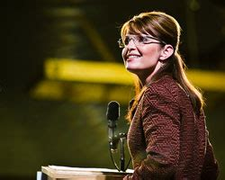 sarah palin side profile palin to be no show at obama s dinner for mccain mother