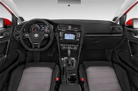 volkswagen golf 2017 interior volkswagen golf reviews research new used models