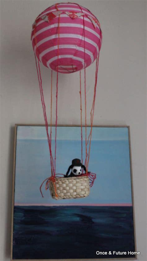 paper lantern air balloon diy make stuff better diy air balloon from paper