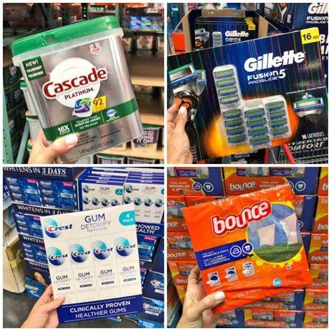 spend   pg products     costco cash card dealsflips