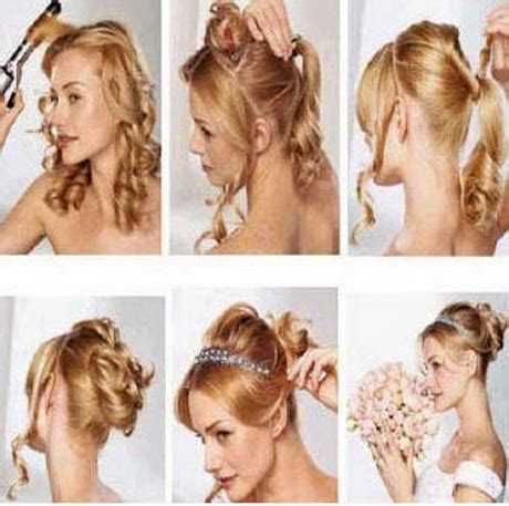 Do It Yourself Wedding Hairstyles For Hair by Do It Yourself Hairstyles For Hair