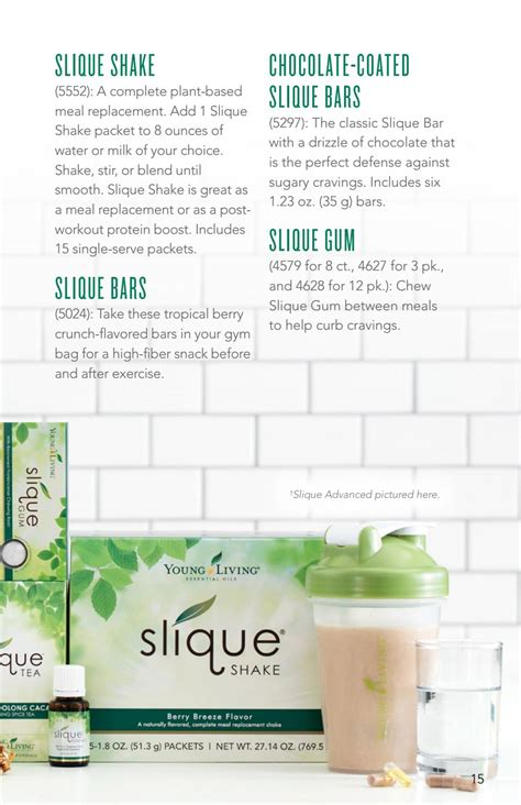 slique booklet   young living essential oils issuu