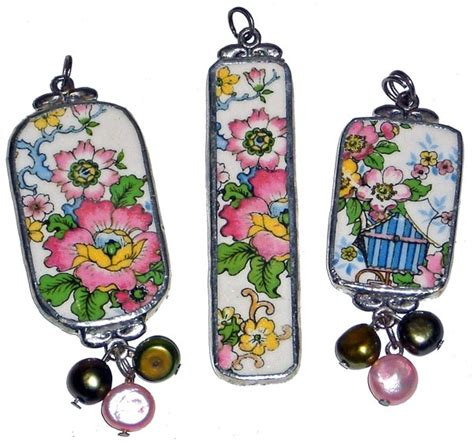 how to make broken china jewelry 7 gifts to make from broken china plates