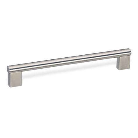 stainless steel cabinet pulls shop schwinn 10 in center to center stainless steel bar