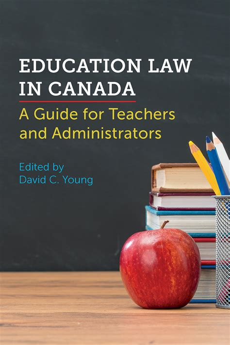 learning legal rules a 0198728433 education law in canada irwin law