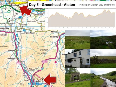 and the pennine way 5 days 90 what could possibly go wrong books ajmk est 1974 pennine way day 5 greenhead alston
