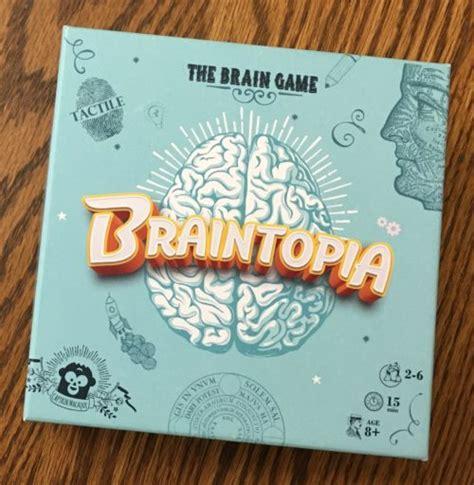 Braintopia Board review braintopia