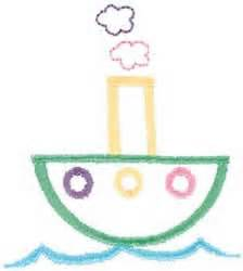 steamboat outline steamboat outline embroidery design annthegran