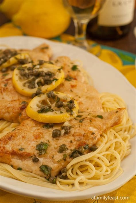 Chicken Piccata Cooking Light by Light And Flavorful Chicken Piccata Recipelion