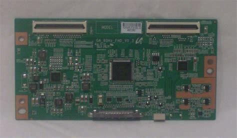 Tcon Board Sanyo Lc 420wuh sanyo dp46142 led lcd tv t con lcd board ga 60hz fhd v0 3 ebay