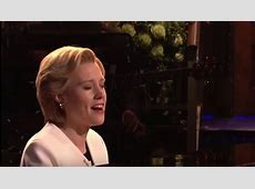 """Kate McKinnon sang """"Hallelujah"""" as Hillary Clinton on 'SNL ... Leonard Cohen Hallelujah Song"""