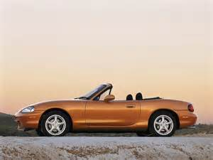 mazda mx 5 technical specifications and fuel economy