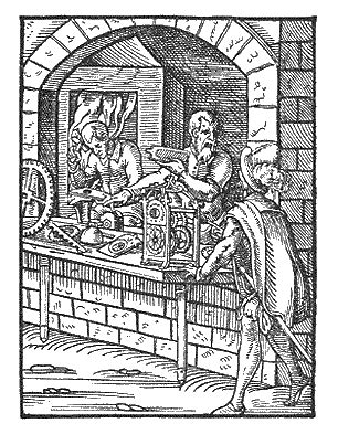 clockmaker wikipedia